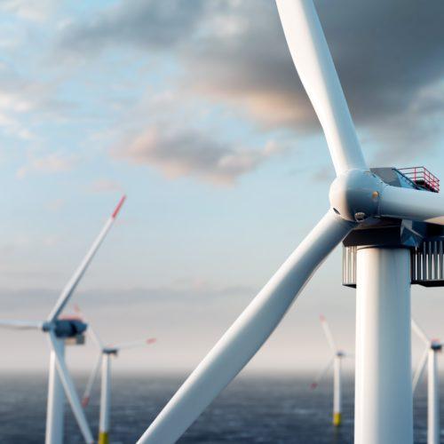 Mit Windenergie auf See zur Klimaneutralität